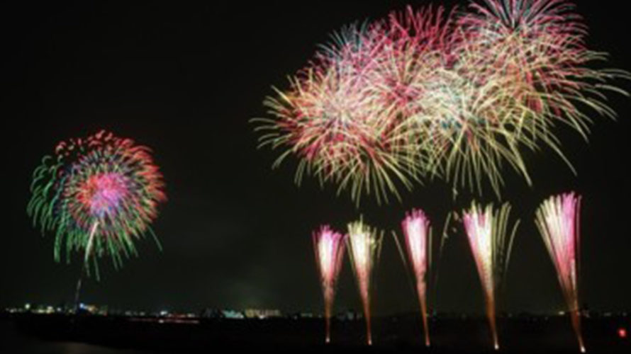 【2019年 夏】まだ間に合う!今年の花火大会!関東編