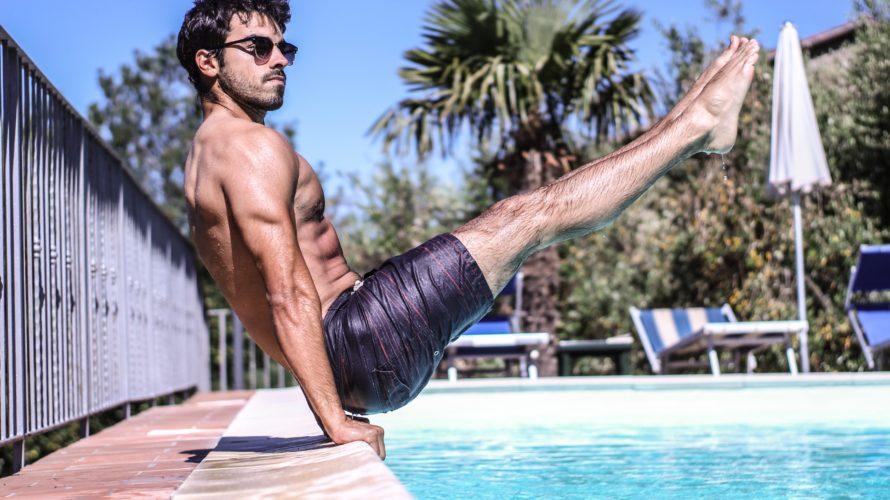 モテる男は鍛えている!男磨きの必須アイテム、腹筋ローラーのおすすめランキング!